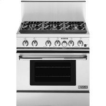 "36"" Pro-Style® Dual-Fuel Range with Convection  Ranges  Jenn-Air"