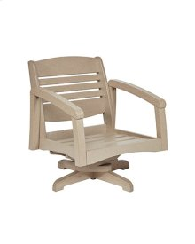 DSF164 Swivel Arm Chair