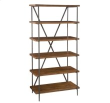 Office@Home Bedford Open Shelving Bookcase