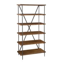 Office@Home Bedford Open Shelving