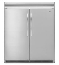 18 Cu. Ft. Sidekicks(r) All-freezer With Fast Freeze