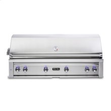 "54""W. Built-in Grill with ProSear Burner and Rotisserie, Propane Gas"