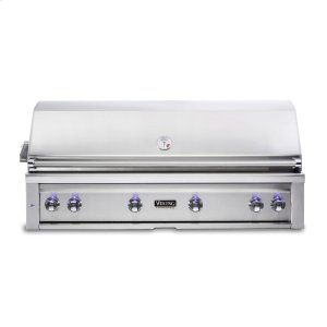 Viking42 W. Built-in Grill with ProSear Burner and Rotisserie, Natural Gas