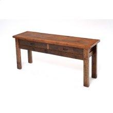 Heritage Sheridan 2 Drawer Sofa Table