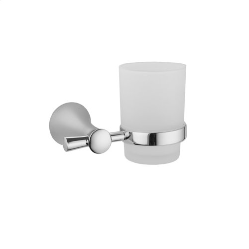 Polished Chrome - Cranford Toothbrush Holder