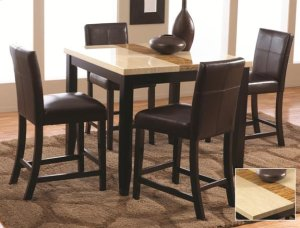 Crown Mark 2722 Larissa Counter Height Dining Group