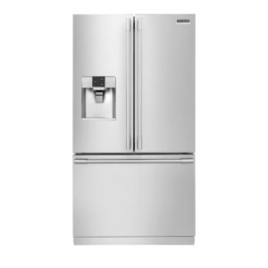 22.6 Cu. Ft. French Door Counter-Depth Refrigerator -