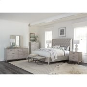 Lilly - Seven Drawer Dresser - Champagne Finish Product Image