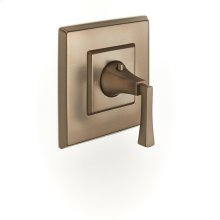 Thermostatic Valve Trim Leyden Series 14 Bronze