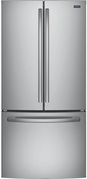 Crosley Bottom Mount Refrigerator - White