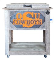 Oklahoma State Cooler Product Image