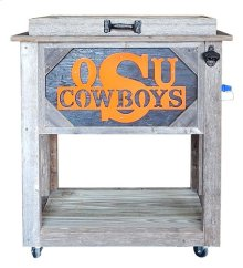 Oklahoma State Cooler