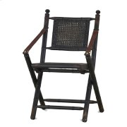 Martinique Bamboo Folding Chair Product Image