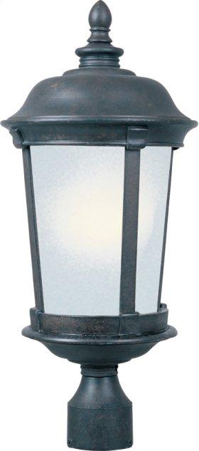 Dover LED 1-Light Outdoor Pole/Post Lantern