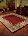VALLENCIERRE VA17 BUR RECTANGLE RUG 5'3'' x 8'3''