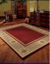 Vallencierre Va17 Bur Rectangle Rug 3'6'' X 5'6''
