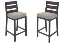 Barstool with Cushion (2/CN)