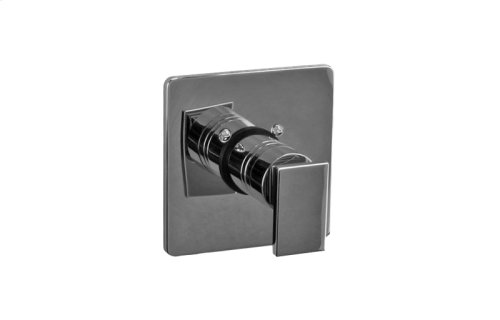 Solar/Structure STAMPED Trim Plate w/Handle