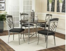 Y2726-56/01  Triumph 5pc Dining Set