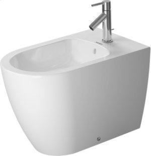 White Me By Starck Bidet Floorstanding Product Image