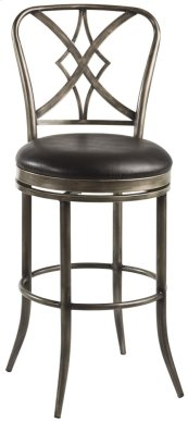 Jacqueline Commercial Grade Swivel Bar Stool