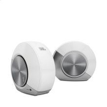 JBL Pebbles Plug and play USB 2.0 audio system for your computer