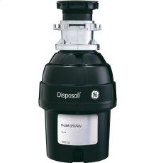 GE® 3/4 Horsepower Batch Feed Disposer