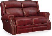 Carlisle Power Motion Loveseat w/Pwr Headrest Product Image