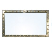 "51""W X 29""H Vanity Fair Illuminated Mirror"
