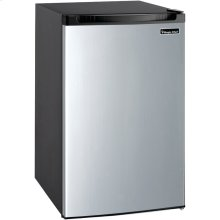 4.4 Cubic-ft Refrigerator (Silver)