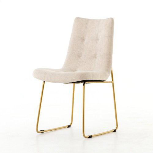 Savile Flax Cover Camile Dining Chair