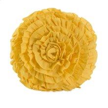 Essentials Yellow Norida Pillow