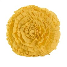 Essentials Yellow Norida Pillow