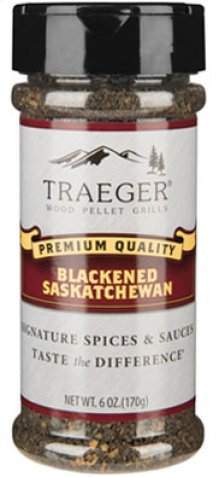 Blackened Saskatchewan - 6 Oz.