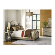 Crossnore Cal King Bed - Complete