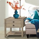 Perspectives - Side Table - Sun-drenched Acacia Finish Product Image
