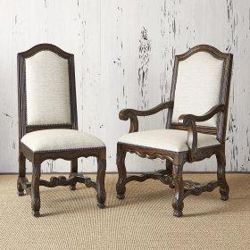 Avignon Arm Chair - Balsamo Rain