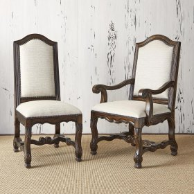 Avignon Arm Chair - Balsamo Rain
