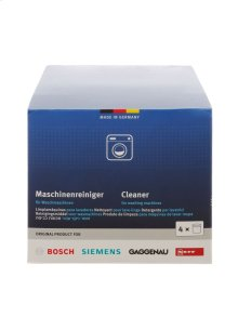Washing Machine Cleaner (4 Pack)