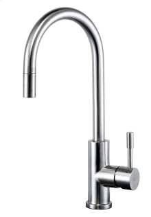 "Stainless Steel Pull Down Faucet ""Phoebe"""