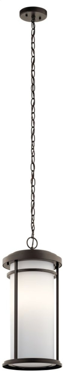 "Toman 10"" 1 Light Pendant Olde Bronze®"
