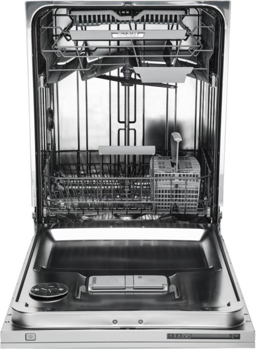 Full Console Built-in Dishwasher - Stainless Steel