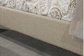 Universal Fabric Side Rail - King - Buckwheat