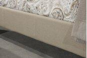 Universal Fabric Side Rail - King - Buckwheat