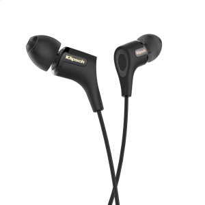 KlipschR6 II In-Ear Headphones - Black