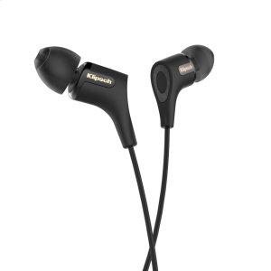 KlipschR6 II In-Ear Headphones - Black