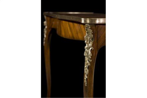Caryatid Console Table - Medium Sheen