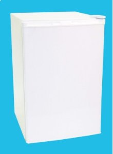 4.6 Cu. Ft. Refrigerator/Freezer - White