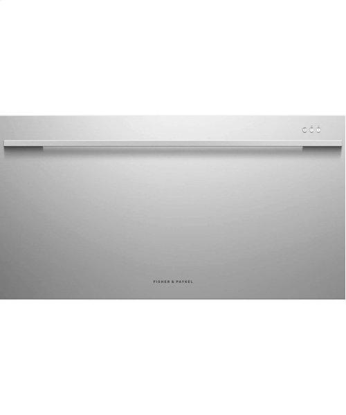 "Single DishDrawer Dishwasher, 36"" wide, 9 Place Settings"