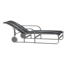 Quantum Adjustable Chaise with Wheels, Sling